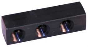 1/8 NPT DISTRIBUTION BLOCK 1-IN 6-OUT